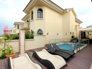 408 Amazing 3 bdrm villa on Palm Jumeirah - Dubai vacation rentals
