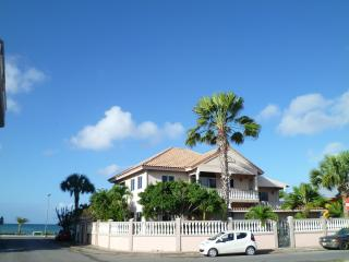 across from Ocean Walking Distance to Everything, Oranjestad