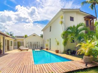 VILLA CELINE-tranquil -set in beachfront residence, Las Terrenas