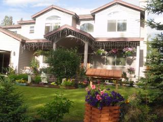Hyatt Gardens Bed & Breakfast, Anchorage, AK.