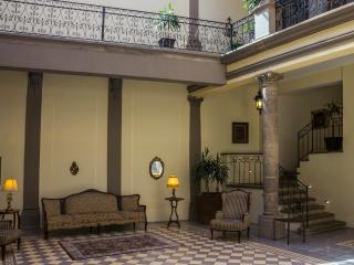 Stunning historical villa with Pool - Guadalajara vacation rentals