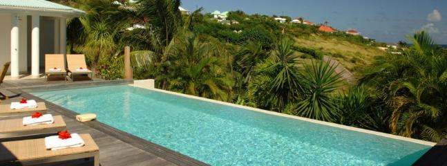 Blue Lagoon at Grand Cul de Sac, St. Barth - Ocean View, Pool, Private, Grand Cul-de-Sac
