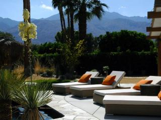 Luxury Rustic Modern; Views, Salt Water Pool & Spa, Palm Springs