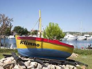 Croatia, Krk, Holiday House, Klimno