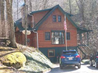 Creekside Apartment near Highlands NC