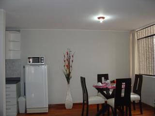 FULLY FURNISHED 1-BEDROOM APARTMENT MIRAFLORES 202, Lima