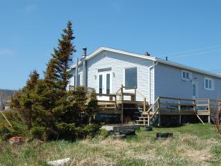 Ocean view on Avalon, Pouch Cove