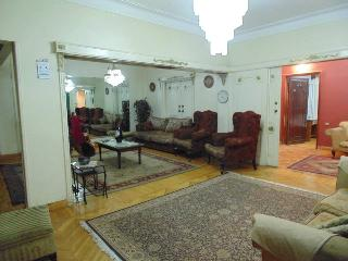 Cairo Furnished Apartment, Mohandesen Zamalak Club - Cairo vacation rentals