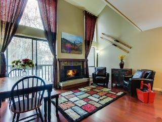 Walk to Dollar Mt. slopes from cozy condo w/pool & hot tub!, Sun Valley