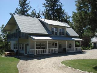 Home on Bitterroot River, Victor