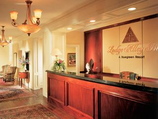 Downtown Southern Charmer:  The Lodge Alley Inn, Charleston