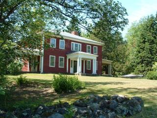 Parker House, National Register of Historic Places - Blue Hill vacation rentals