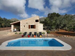 Holiday house for 4 persons, with swimming pool , in Cala San Vicente - Cala San Vincente vacation rentals