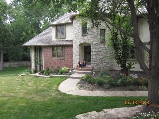 Beautiful home in a gated community in Lenexa KS
