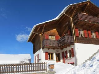 Charming Chalet in the Swiss Alps Grächen, Graechen