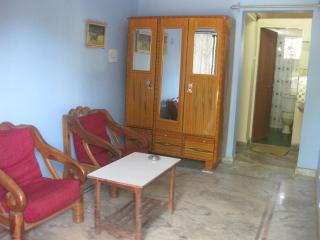 Cozy Room /Apartment located in Morjim Goa