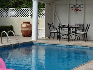 Villa with plunge pool near beach - Saint John's vacation rentals