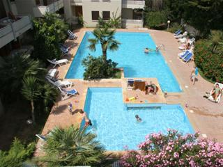 Apartment 'Eucalipti' 2 bedrooms - Pool - Beach front - 6 beds, Alghero