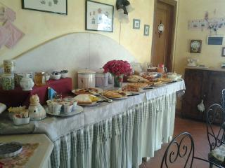 Romantic B&B in Saturnia termal spring Tuscany