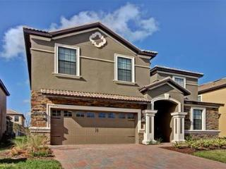 Champions Gate #5 - Luxurious 8 Bedroom Pool Villa with Movie Theater, Loughman
