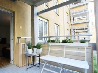 Modern Apartment In Popular Södermalm Close To The Center., Stockholm