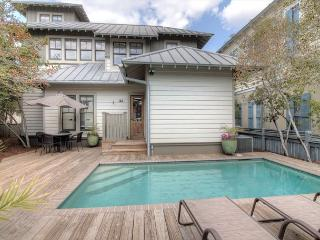 Soul del Sol Cottage with Private Pool in Rosemary Beach