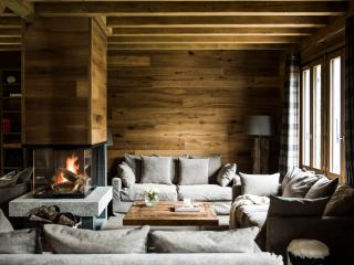 Chalet Les Cheserys Chamonix 10 pers. Luxurious