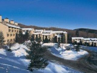 3 bedroom 2 bath  Pinnacle Condo at Killington