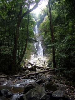 WATER FALL CLOSE BY