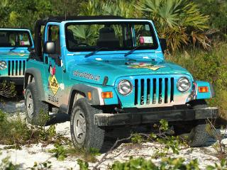 Cottages at Caribe with Jeep included, Great Exuma