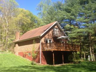 Rainbow Chalet, Fly Fish the Savage River, Swanton