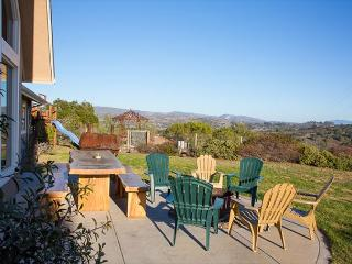 4BR/2BA Hilltop Views! Wine Country Relaxation!, Lompoc
