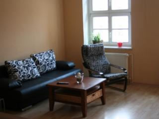 Vacation Apartment in Peitz - 538 sqft, central, spacious, well-furnished (# 4858)