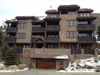 Red Stag Lodge at base of Deer Valley in Park City