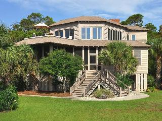 #4 9th Street - Panoramic Vistas of Tybee Beach at this Exceptional Historic Tybee Island Beach House