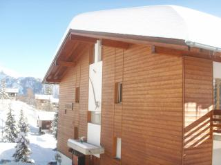 Chalet in Ski Resort, Penthouse apt, Anzere
