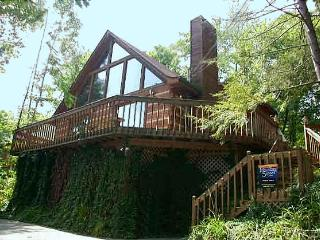 Smoky Mountain 5 BR chalet in Gatlinburg - Pigeon Forge vacation rentals