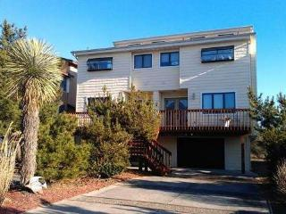 Direct Oceanfront Home, Sleeps 10, stunning ocean, Brigantine