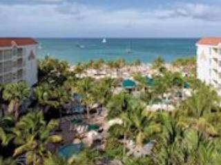 Marriott's Aruba Ocean Club- All weeks, best rates, Palm/Eagle Beach