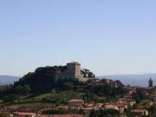 Single Apartment in Historical Center of Val D'orcia in Tuscany, Sarteano