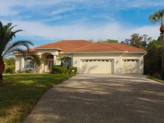 Stunning pool home with beautiful gardens - 1110 Manasota Beach Road, Venice