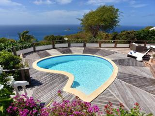 Beautiful 3 Bedroom Villa with Ocean View in Colombier, Anse des Flamands