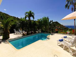 Majestic 2 Bedroom Villa with View in Flamands, San Bartolomé