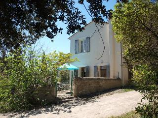 gite south of france close to cevennes nimes with swimming pool at mas de coste le berger, Crespian