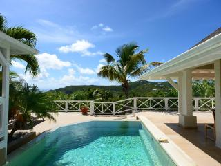 3 Bedroom Villa with Panoramic View of the Ocean in Saint Jean, St. Jean