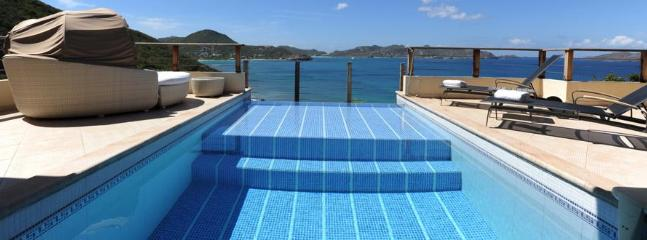 Colourful 2 Bedroom Villa in Pointe Milou, St. Barthelemy