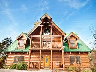 ERN854 - WAGON WHEEL LODGE, Pigeon Forge