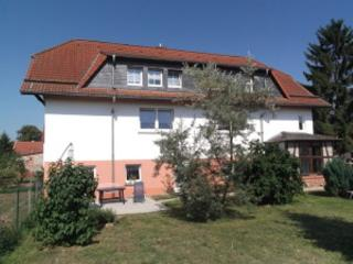 Vacation Apartment in Bischofroda - 1076 sqft, affordable, natural, comfortable (# 4903), Nazza