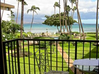 2BD Beachfront in Maui Paradise, Wailuku