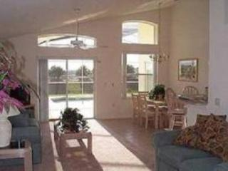 Relaxing 4 Bed 3 Bath Pool Home. 161HP, Orlando
